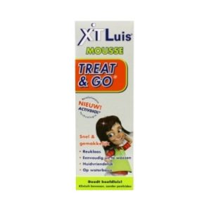 XtLuis treat & go mouse